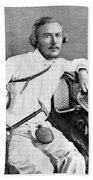 Ernst Haeckel, Naturalist And Artist Bath Towel