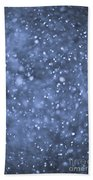 Evening Snow Hand Towel