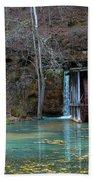 Falling Spring Mill Bath Towel