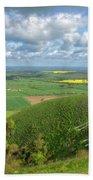 Farmlands. Bath Towel