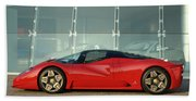 Ferrari Bath Towel