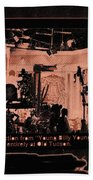 Film Homage Collage Young Billy Young 1969 Old Tucson Arizona 1968-2013 Bath Towel