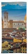 Firenze Duomo Bath Towel