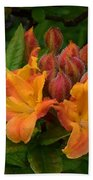 Flame Azalea Bath Towel