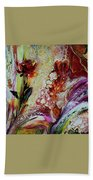 Floral  Miracle Hand Towel
