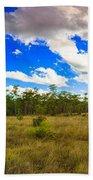 Florida Everglades Bath Towel