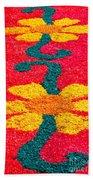 Flower Carpets Bath Towel