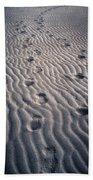 Footprints Hand Towel