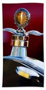 Ford Boyce Motometer  Bath Towel