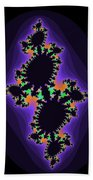 Fractal 2 Bath Towel