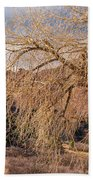 Garden Of The Gods Entrance Bath Towel