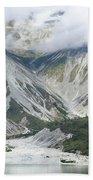 Glacier Bay Landscape Bath Towel