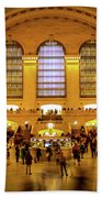 Grand Central Station  Hand Towel