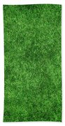 Green Grass Bath Towel