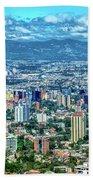 Guatemala City - Guatemala I Bath Towel