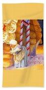 Hansel  Gretel 016 Paulozelinsky Sqs Paul O Zelinsky Bath Towel