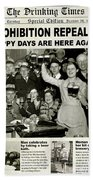 Happy Days Are Here Again Hand Towel