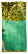 Hawaii Lifestyle Bath Towel