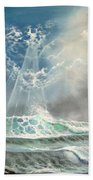 Hawaii Seascape Bath Towel
