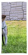 Hdr America Breed Hand Towel