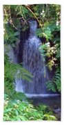 Hidden Waterfall Bath Towel