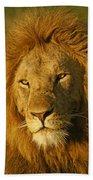 His Majesty Bath Towel