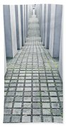 Holocaust Memorial Bath Towel