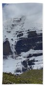 Holy Kailas North Slop Himalayas Tibet Yantra.lv Bath Towel