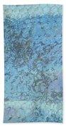 Honeycomb Glass Bath Towel