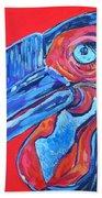 Hornbill Hand Towel