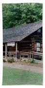 Huffman Log Cabin Bath Towel