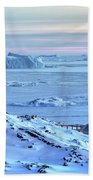 Ilulissat - Greenland Bath Towel