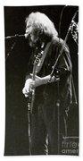 Grateful Dead - Jerry Garcia - Celebrities Bath Towel