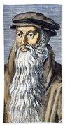 John Knox (1505-1572) Bath Towel