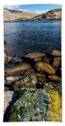 Lake Ogwen Bath Towel