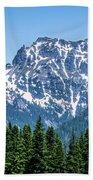 Landscape Nature Scenes Around Columbia River Washington State A Bath Towel