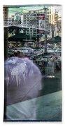 Las Vegas Strip 0312 Bath Towel