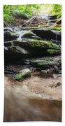Leura Cascades - Blue Mountains, Australia. Bath Towel