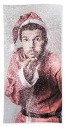 Magic Of Christmas Bath Towel