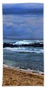 Maui Beach Bath Towel