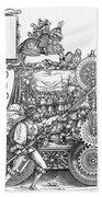 Maximilian I 1459-1519 Bath Towel
