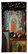 Mexico Our Lady Of Guadalupe Pilgrimage Bath Towel