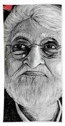 Mf Hussain Bath Towel