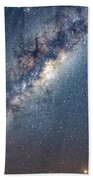 Milky Way And Mars Hand Towel