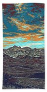 Mountain Morning  Hand Towel