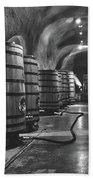 Napa Valley Wine Cellar Bath Towel