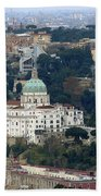 Naples Italy Bath Towel