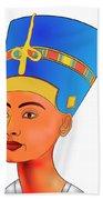 Nefertiti Bath Towel