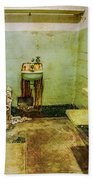 Alcatraz Cell 1 Bath Towel