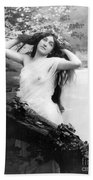 Nude Model, 1903 Bath Towel